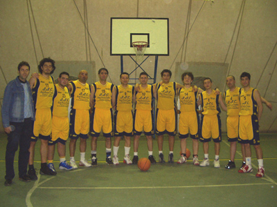 Lucos Basket Montescaglioso