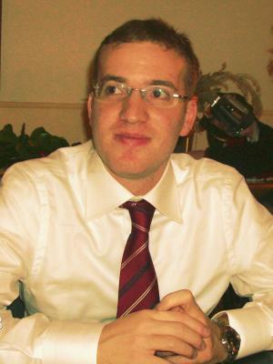 Antonio Lorusso: Candidato alle amministrative 2011 per il comune di Montescaglioso nella lista Insieme per Monte.
