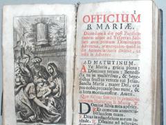 Biblioteca provinciale MT: Libro liturgico del monastero