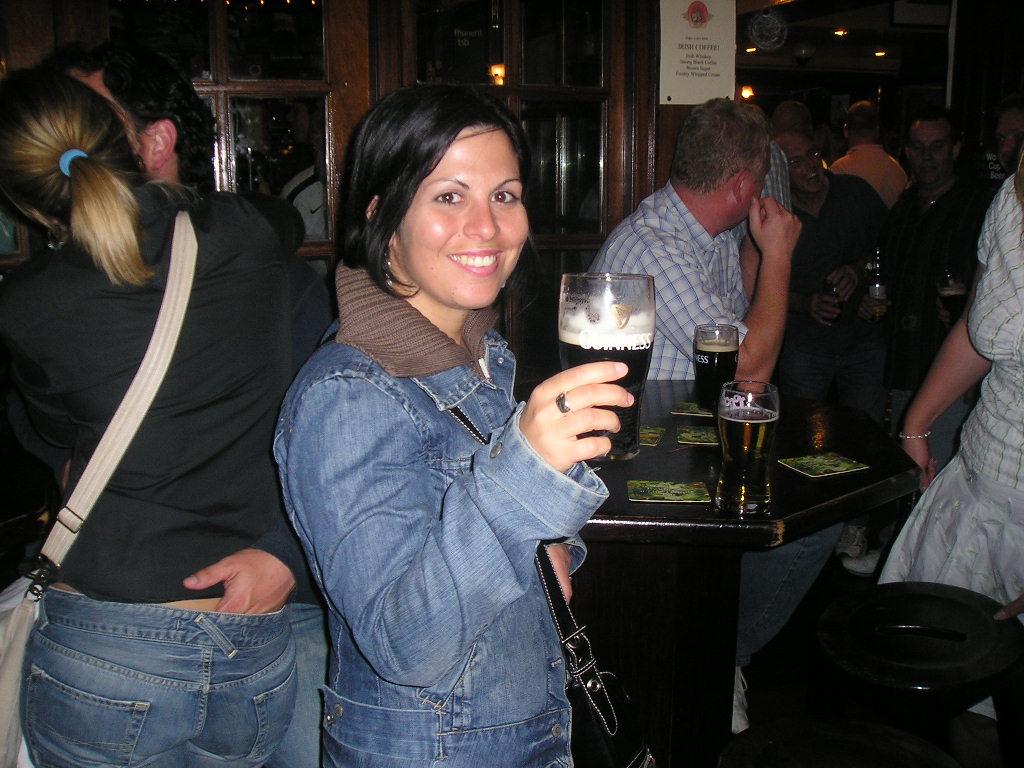 Una pinta di Guinness
