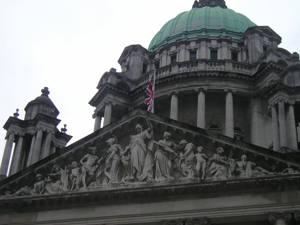 The City Hall, Belfast