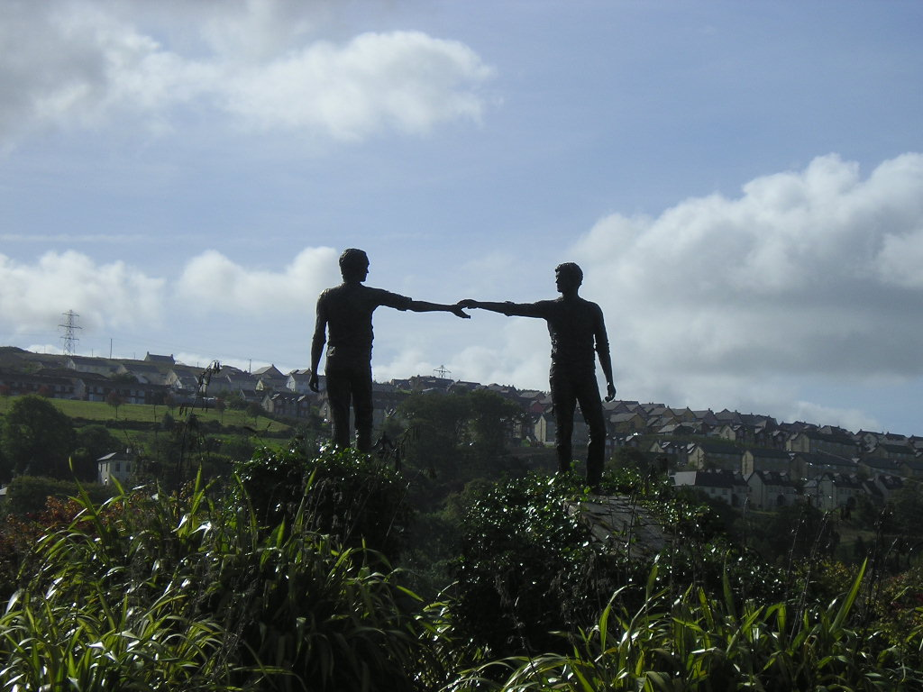 Hands Across the Divide