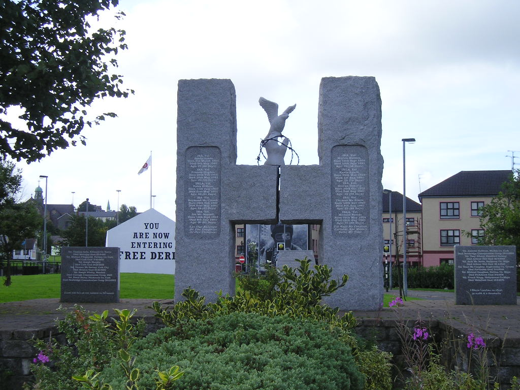 H-Block Monument – Londonderry