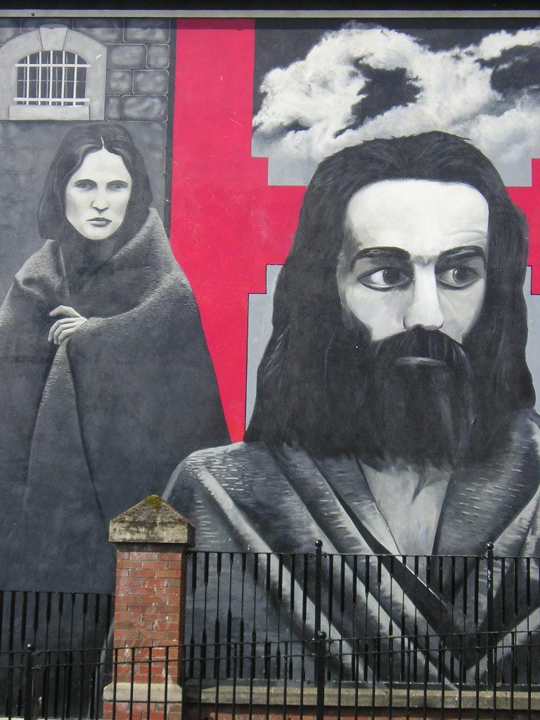 Londonderry, Murales 2