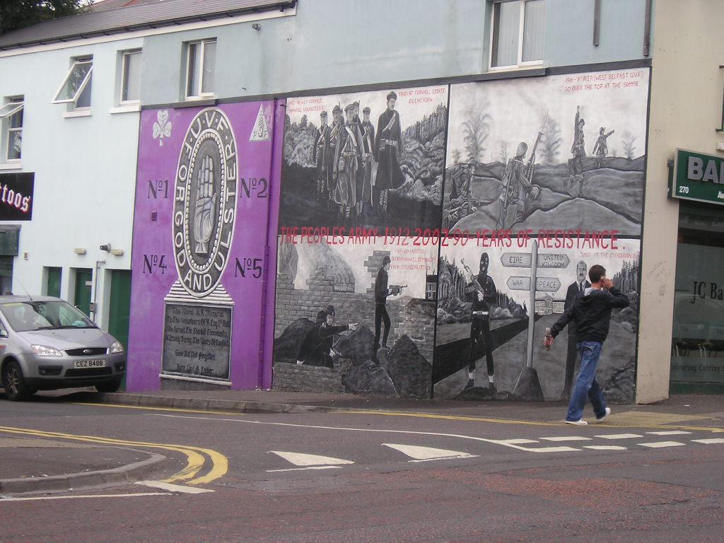 Shankill Road, Belfast