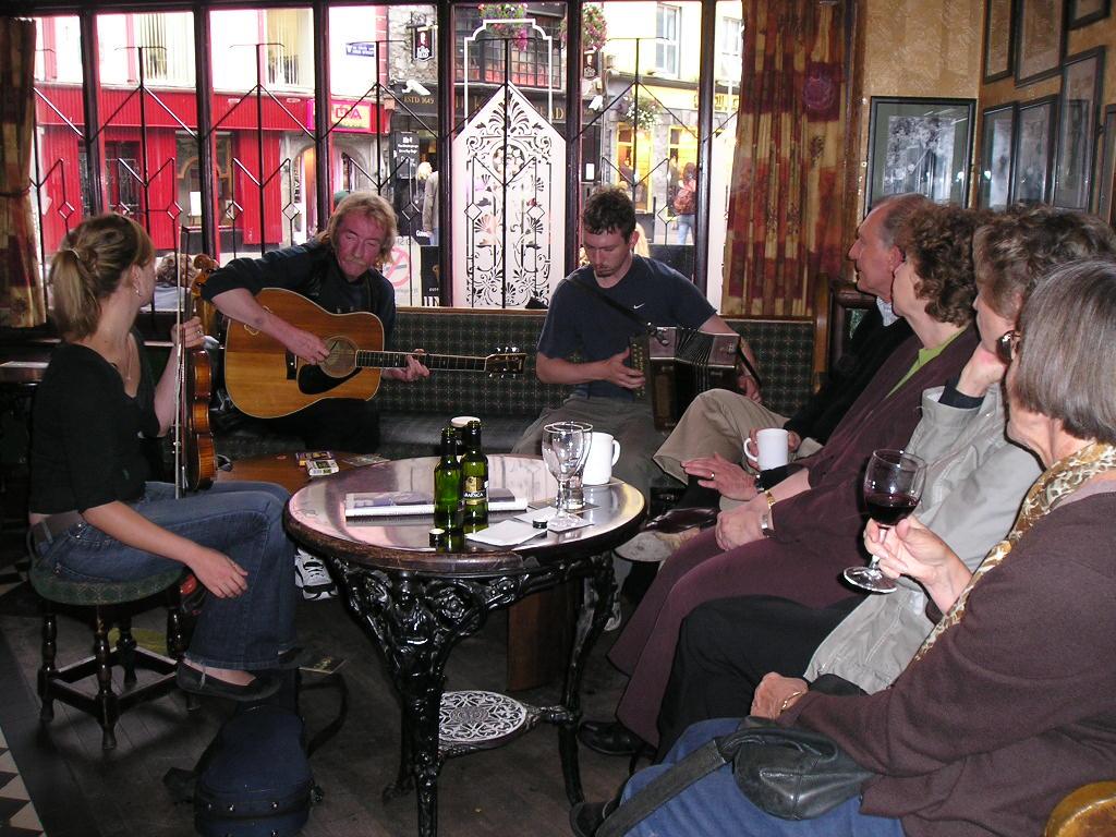 Musica tradizionale irlandese