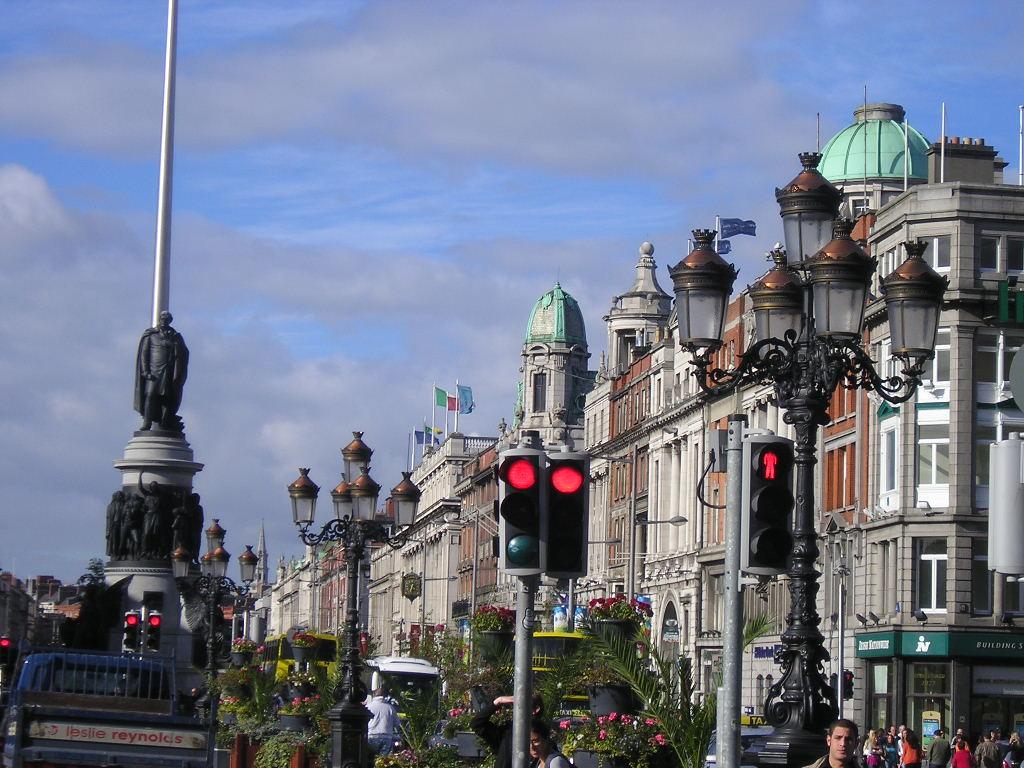 O' Connell Street, Dublino