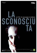 "Locandina ""La sconosciuta"""