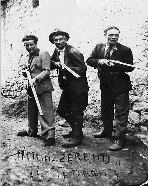 1943, autunno, Castelsaraceno (Pz)
