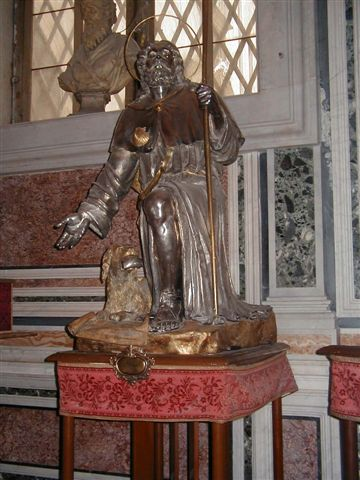 San Rocco (in argento e in musica) – Cinquantunesimo Compatrono di Napoli