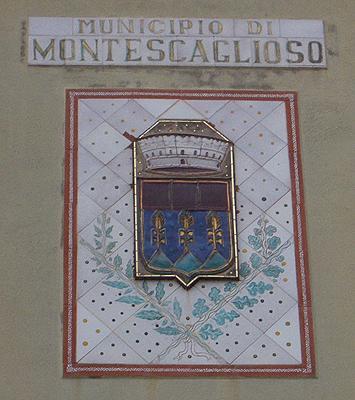 Stemma Municipio Montescaglioso