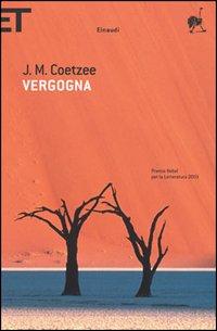 Vergogna di Coetzee, einaudi 2002