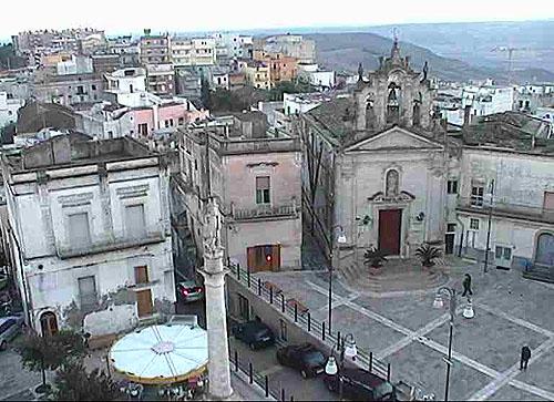 webcam piazza roma
