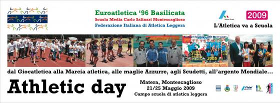 Athletic Day 2009 – Seconda giornata