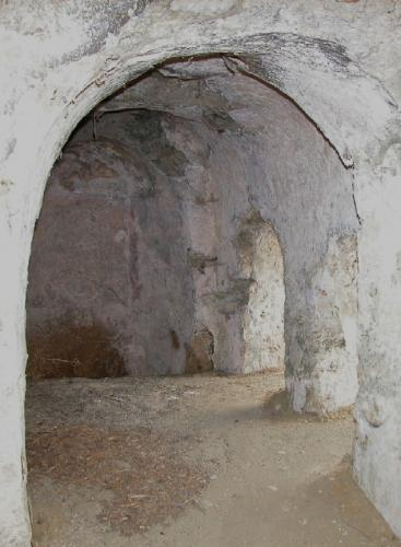 Forenza: cripta di S. Biagio