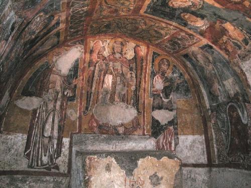 Melfi: cripta di S. Margherita