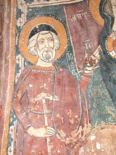 S. Giuseppe nella cripta di S. Antuono a Oppido