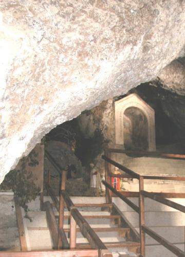 Monticchio: santuario longobardo di S. Michele