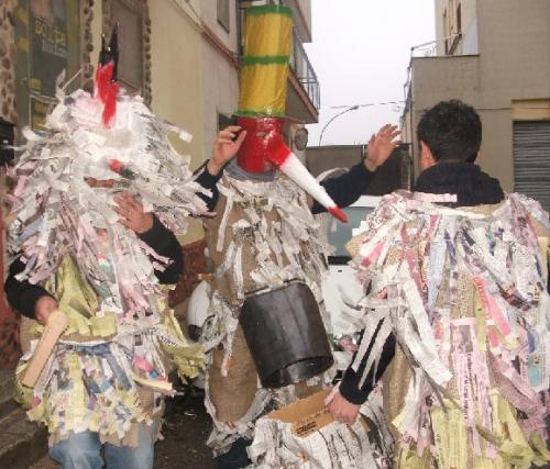 Carnevale e campanacci.