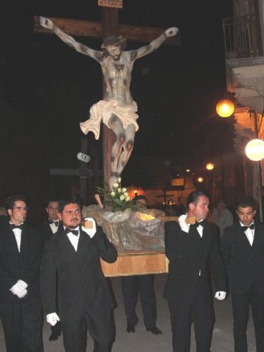 Venerdì Santo: il Crocifisso