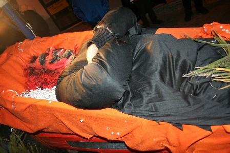 Funerale di Carnevalone.