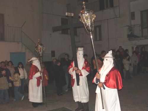 Venerdì Santo: le confraternite