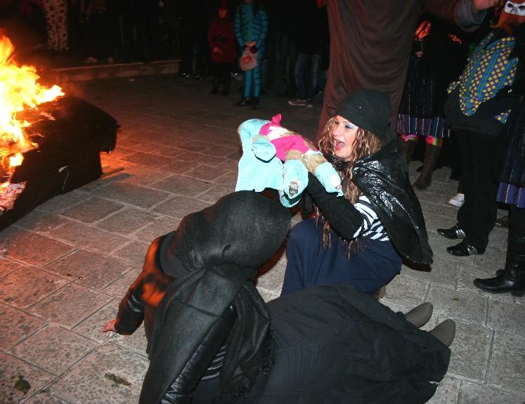 La nascita di Carnevalicchio.