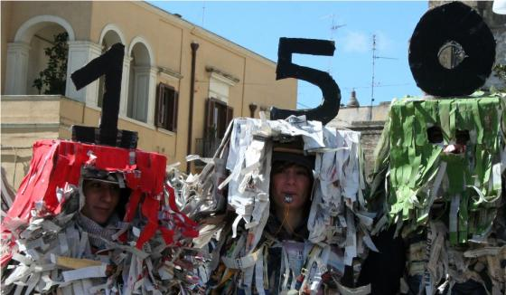 Carnevalone 150 d'Italia.