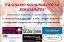 CARITAS – Comunicato torneo di beneficenza 2016