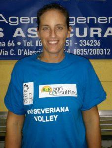 Capitano Rossella Stefanelli