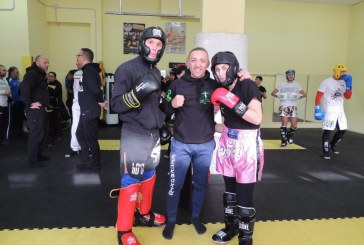Kickboxing: 3° Sparring Day