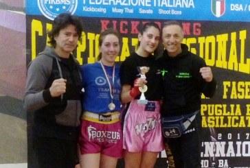 Kickboxing: 3 podi per i ragazzi Montesi (1 oro, 2 bronzi)