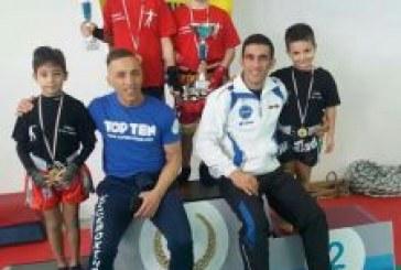 Trofeo Kickboxing baby