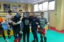 Kickboxing: IV° Sparring day