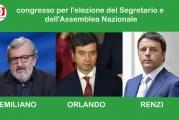 Assemblea iscritti e congresso pd 1-04-2017