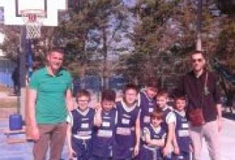 Basket Montescaglioso Giovanili L'Athena Club al torneo Sport For Peace di Matera