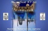 Montescaglioso, Serenissimo Vivaldi Gloria RV 589 Magnificant RV 611