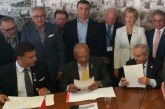 Autorità Canadesi in Visita a Montescaglioso