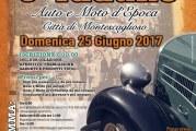 Montescaglioso, 3° Raduno auto e moto d' epoca
