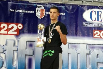 Kickboxing: Oro per Dichio al BestFighter Wako World Cup