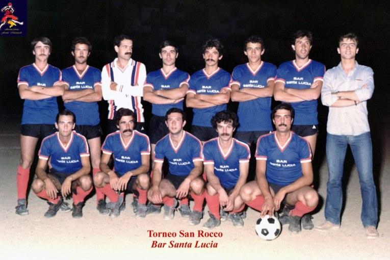 Torneo San Rocco – Bar Santa Lucia