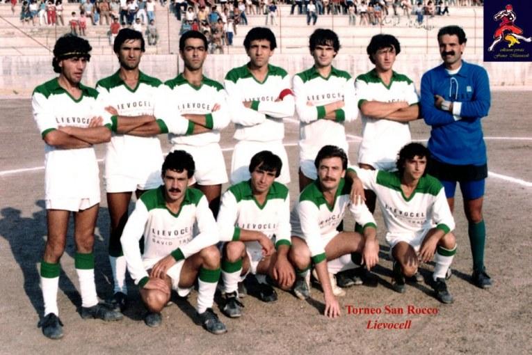 Torneo San Rocco – Lievocell