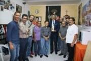 Visita del Presidente della Giunta Regionale Marcello Pittella
