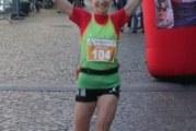 Lidia Mongelli, medaglia d'oro ai Campionati Italiani di Trail