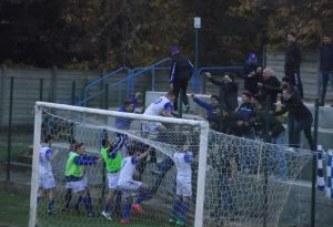 Montescaglioso Calcio Exploit esterno a Moliterno