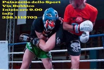 Kickboxing: Sparring day al Palazzetto di Montescaglioso