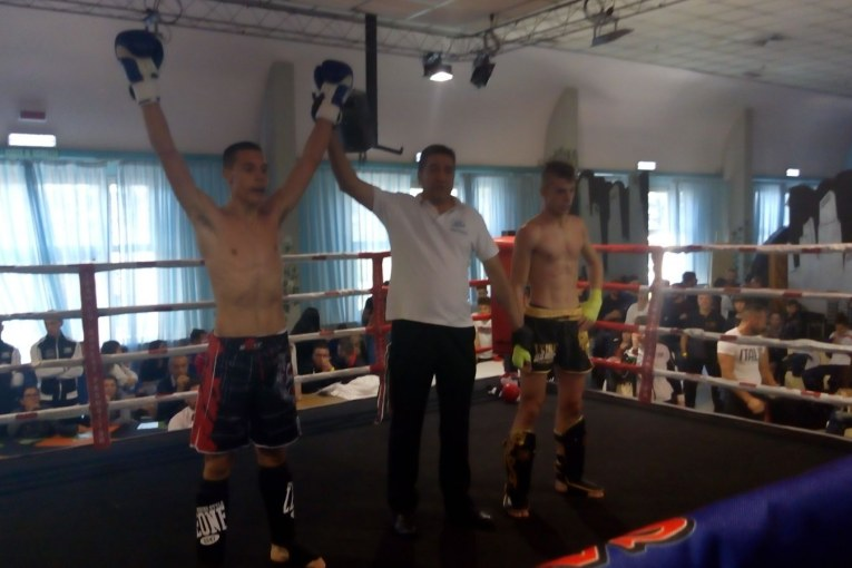 Kickboxing: Vittoria per Dichio al K1 Rules di Roma