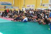 Kickboxing: Grande successo per lo sparring day a Montescaglioso