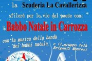 Montescaglioso, Babbo Natale in Carrozza