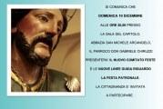 Montescaglioso, Don Gabriele Chiruzzi presenta il Nuovo Comitato Feste Patronali